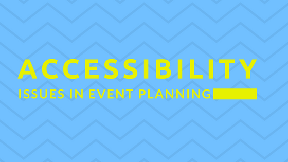 Accessibility Issues in Event Planning