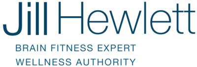 JillHewlett logo blue