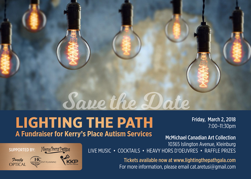 Lighting The Path Gala – A Fundraiser For Kerry's Place