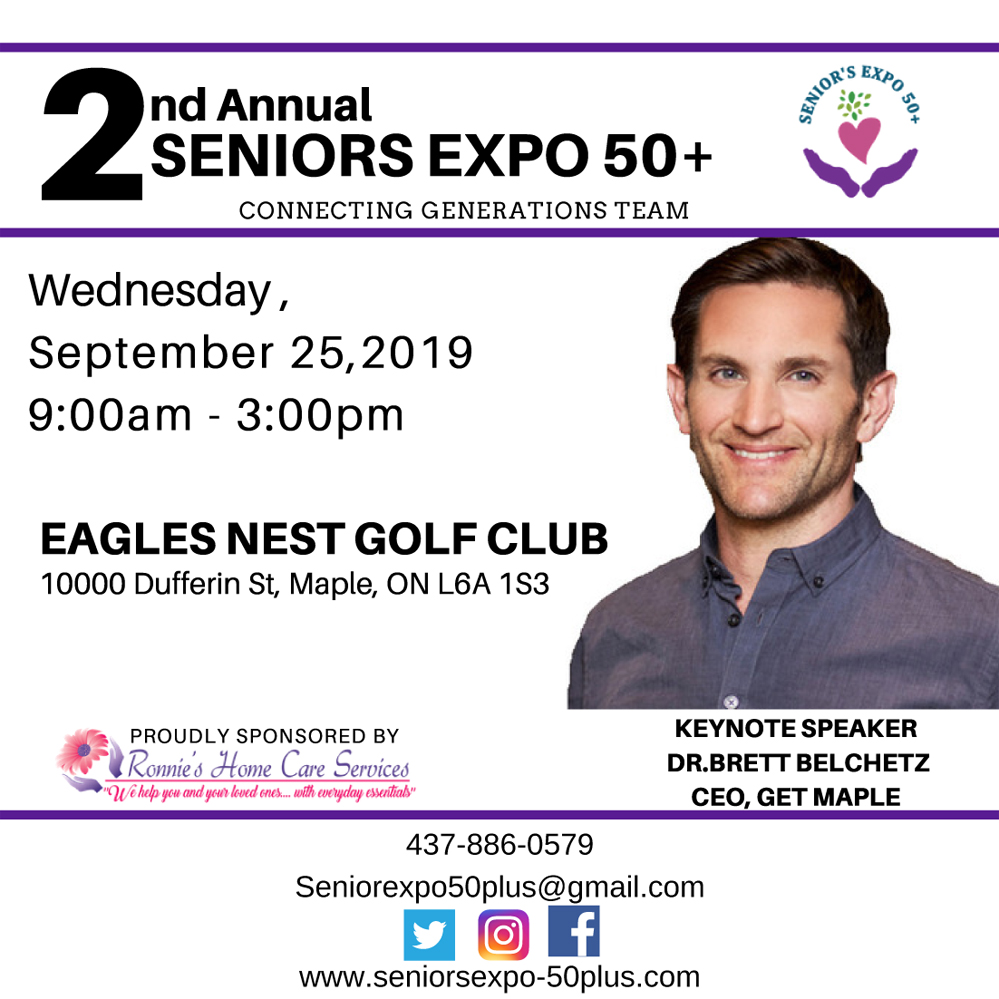 Senior's Expo 2019